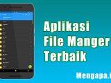 Aplikasi File Manger Terbaik